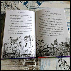 De Magische Eenhoorn Academie Eva en Sterre Julie Sykes eiland unicorns magische wereld spannend avontuur bessen plantmagie magische kracht Lotte Sofie kamergenoten boekenreeks serie dieren probleem onderzoek zoektocht recensie review