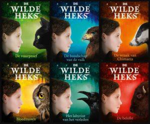 De Wilde Heks VI De Belofte Lene Kaaberbol Zelf Lezen kinderboekenreeks serie Lannoo heksen ravenvallei gevecht spannend vriendschap gevecht magische wereld genezen avontuur recensie review