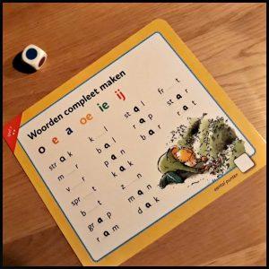 De Gorgels Taalspelletjes Jochem Myjer Zwijsen spelletjes gezelschapsspellen educatief leren taaldiploma scorekaart school aansluiten creatief taalkundig AVI M4 E4 M5 lezen spellenkast avonturen lezen recensie review