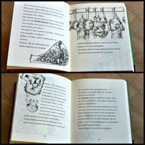 Koning Eddie en de pestende poppen Andi Riley Zelf Lezen voorleesboek Van Holkema & Warendorf speelgoedpoppen Eddieland boeren reeks kinderboekenreeks leven stoer kinderen succes tekeningen recensie review