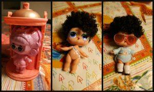 L.O.L. Surprise #HairGoals LOL Surprise Hairgoals haarlak bus variant unboxen unboxing uitpakken echt haar poppetje deurtje experimenteren sparen afstrepen set verzamelen recensie review rage