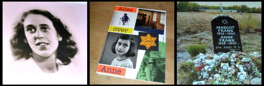 Alles over Anne Anne Frank Stichting Menno Metselaar Piet van Ledden Geschiedenis Tweede Wereldoorlog concentratiekampen onderduiken verhaal kinderen volwassenen Jodenster oorlog achterhuis recensie review WOII