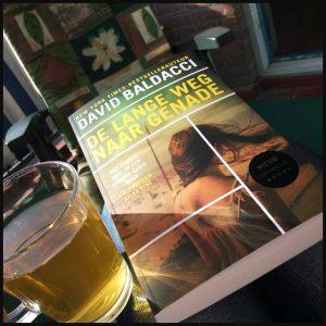 De lange weg naar genade David Baldacci Thriller FBI-profiler Atlee Pine reeks serie Verneigde Staten demonen onderzoek muilezel gebeurtenissen Grand Canyon spanning mysterieus dwarsbomen recensie review