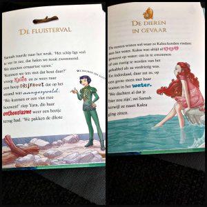 Prinsessen van Wonderrijk 3: Magische Herinneringen Zelf Lezen De Wakkere Muis prinsessen magische huisdieren serie reeks waaksters hoofdpersonen introductie karakter herkenning personages geheimzinnigheid spanning dolfijn magische dieren Boek der Raadselen mysterie dieren vormgeving recensie review