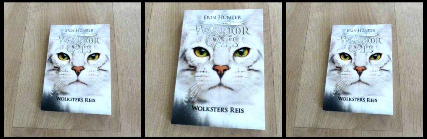 Warrior Cats: Wolksters Reis Erin Hunter Nederlandse boeken Erin Hunter Fantoom clans kattenclans beschermen geschiedenis broers boeken recensie review