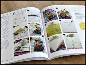 Maak je eigen art journal Tamara Laporte Life Book Miex Media online cursus dagboek levensboek creatief stap voor stap slablonen beginnen foto's MUS Creatief BBNC recensie review