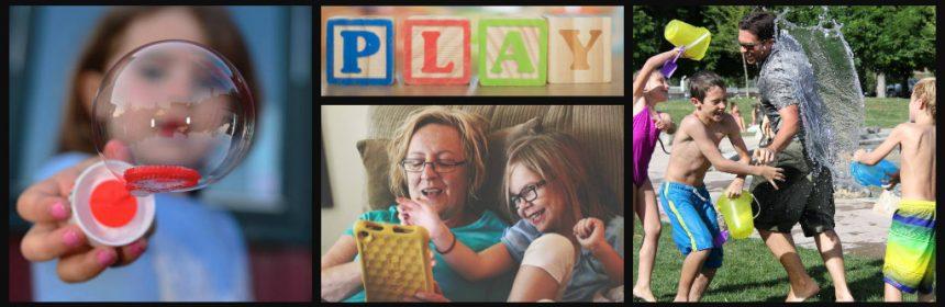 #TijdVoorOns kinderen spelen vader moeder idee campagne schrijven mama papa zoon dochter beleving beelden woorden filmpje samen zijn samen spelen ontwikkeling band verleiding mobiel smartphone aandacht Hasbrop spelletjes spellen