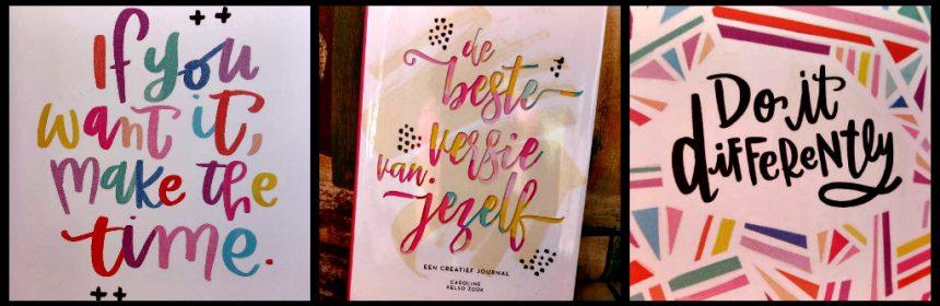 De beste versie van jezelf Caroline Kelso Zook BBNC MUS Creatief journal dagboek creatief inspirerend motiverend quotes kleurrijk schrijfopdrachten talenten succes mindfulness artwork ontdekken energie spontaan zelfbewustzijn authenticiteit creativiteit zelfvertrouwen veerkracht intentie zelfevolutie achtergrond vrijheid interpretatie opdrachten uitbouwen aandacht aan de slag recensie review