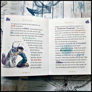 Prinsessen van Wonderrijk 4: De vuurcirkel Thea Stilton Zelf Lezen De Wakkere Muis boekenreeks serie avontuur verhaal spannend afzonderlijk hoofdpersonages boeken delen speelse vormgeving tekeningen lettertypen kleuren aantrekkelijk lezen plezier jongens meiden magisch dier samenwerken dierenliefhebbers spanning fantasierijke verhalen recensie review
