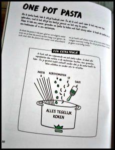 Minder afval, minder verspillen Laetitia Birbes Lifestyle Deltas leerzaam naslagwerk zero-waste interessant reizen binnentuintje gerecycled recept voedingsproducten schillen keukentips kooknat aardappelen pasta badkamer geen recycling kliko afvalscheiding tips adviezen weetjes illustraties chemische producten lichaamsverzorging klokhuizen pitten recensie review