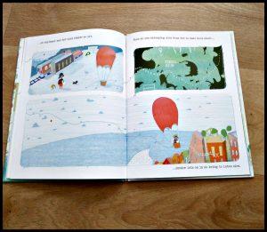 Met Roos op reis Deborah Marcero prentenboek Ploegsma avonturier kringgesprek school vertellen klas ontdekkingsreiziger schat schatkaart fantasie kinderen zoektocht recensie review
