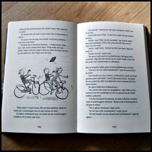 Juf Braaksel en het meesterbrein Carry Slee Zelf Lezen voorleesboek voorlezen scheiding thema onderwerp personages nieuwsgierig grappig school intelligent aanzien illustraties kinderboek spanning recensie review