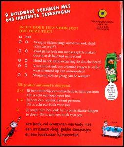 Ontzettend irritant Andy Griffiths Terry Denton De waanzinnige boomhut Zelf Lezen Lannoo graphic novel tekeningen kantlijn zoon dochter lezen aantrekkelijk leuk plezier korte verhalen humor levendige tekeningen auteurs grapjes snack tekstjes grapjes prenten drukker irritant verwachtingen recensie review
