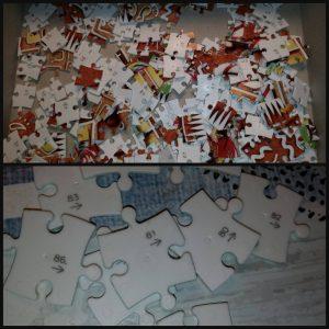 Ravensburger 3D Puzzel Gingerbread House Night Edition bouwwerkje kerstspullen huis kerst spullen opgeborgen puzzelstukjes eenvoudig puzzelplezier jaar kartonnen onderdelen huisje plastic houders plaatsen sfeervol led-verlichting puzzel bouwwerk led-strip AAA batterijen batterijenhouder knopje batterijenbakje on off flikkeren schakelaar contact persoonlijk sorteren tientallen genummerd pijltjes puzzelstukje gleufje vouwen plaatsen pakket driedimensionale puzzels plastic winters tafereeltje gebouwen wandplank dressoir peperkoekhuis zonder lijm recensie review