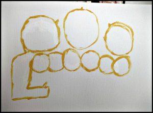 ArtPub DIY Pakket Workshop Schilderen ontspannend bezigheid geleerd dikke dames dieren Banksy Bob Ross instructies video probleem slag vriendin huisgenoot schilderij canvas penselen tubetjes acrylverf online cursus schilderervaring pauzeren Sinterklaas kadootje schilderijen lol compleet pakket verf creatief recensie review kunstenaar materialen tempo