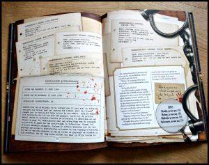 Sherlock Holmes Escaperoom Puzzels James Hamer-Morton Dr. John Watson kanttekening illustraties raadselachtig sfeer handig QQR-code printpagina's knippen puzzelboek oplossingen hints niveaus moeilijk medium makkelijk help uitdagend puzzels hoofdstukken kennis boek opdracht tips antwoord combineren volwassenen interactieve zaken moeilijkheidsgraad appartement Engeland detective kamers recensie review