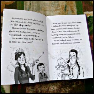 O jee, mama is een fee! Een magische verjaardag Sophie Kinsella Zelf Lezen Deltas Oh jee mama is een fee Een heel bijzondere toverstaf moeder vriendschap jongens meisjes kind aardig aanrader leeftijdscategorie bijzonder hilarisch ongemakkelijk fantasiewereld boekje kinderhanden illustraties zinnen combinatie dieren belevenissen magisch kinderen meisjes aantrekkelijk buurmeisje avonturen kinderenboekenreeks zelf lezen serie recensie review