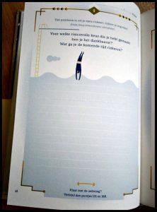 Mindgym Journal Wouter de Jong invulboek Maven Publishing iedereen zelfinzicht hulp focus ontspanning persoonlijk dagboek aanrader opdracht nummers verbinden puntjes extraatje motiveren vraag dagelijks beantwoorden cover voorkomen tekenen volgorde flop-cv prestaties fouten mislukkingen timer schrijf relatie geld pagina bladzijde lay-out vrijheid diversiteit effectiviteit 5 minuten positieve emoties doelen realiseren creatiever stress omgaan recensie review