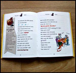 Geronimo De stenen grapjas Geronimo Stilton De Wakkere Muis Leren Lezen serieus avontuur spannend belevenissen beren dino's tijgers loer dief avontuurlijk grappig voorouder Stilstone Rotsfort onhandigheid amusant jonge lezer verhaal plezier lezen boodschap verhaal familie vrienden geloven moed samenwerken moedig fouten illustratie stenen oertijd AVI E4 boek leesplezier speelse lay-out kleurgebruik leesniveau kinderen combinatie illustraties plattegronden serie grappen belevenissen lachen moppenfeest knager beker kunstenaar prijs grappenmakers gestolen recensie review Baeckens Books